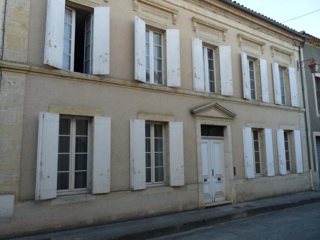 Sale Maison de Maître Gensac 299 000 € - IMMORAMA ENTRE DEUX MERS